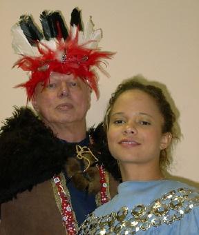 Powhatan & Pocahontas